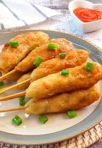 Resep Sate Ikan Goreng Yang Nikmat