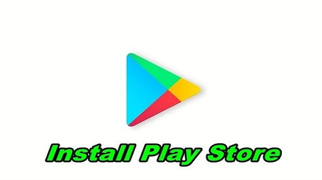 Cara Download Play Store Gratis