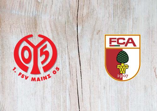 Mainz 05 vs Augsburg -Highlights 14 June 2020