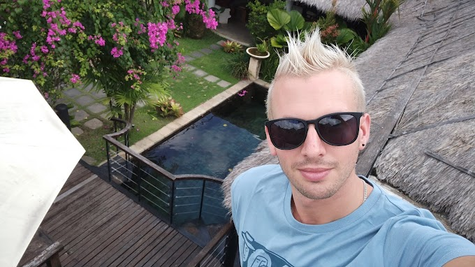 Grant Ashley Williams offers permanent Makeup in Bali, Indonesia.