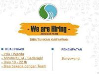 Lowongan Kerja Terbaru Toko SM Nusantara Banyuwangi