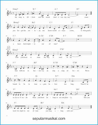 desafinado 2 lagu jazz standar