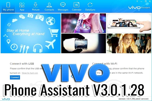 Vivo Phone Assistant V3.0.1.28 Latest Version Download Now