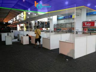 Sewa Partisi Pameran Untuk Bazar