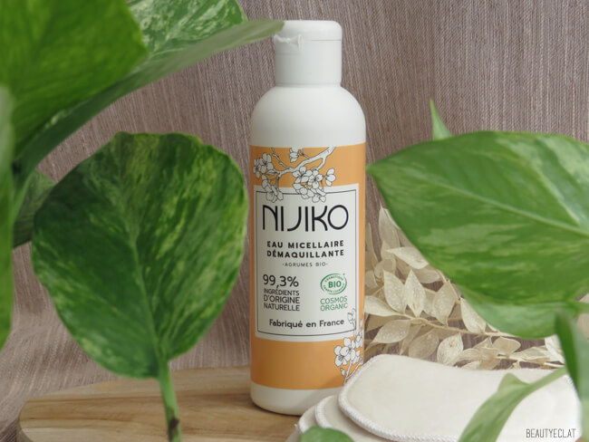 nijiko eau micellaire peau grasse avis