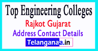 Top Engineering Colleges in Rajkot Gujarat
