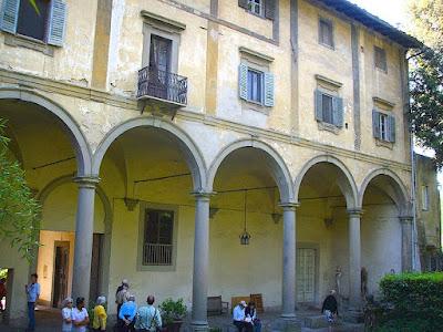 Villa of San Francesco di Paola
