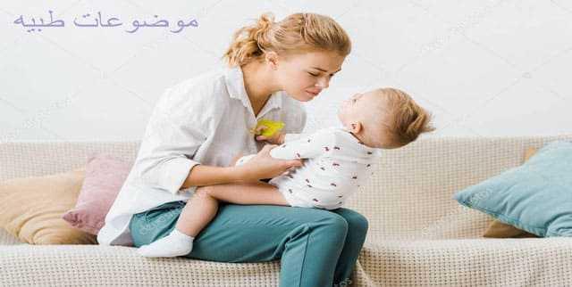 علاج الاسهال عند الاطفال - نصائح لعلاج الاسهال عند الاطفال