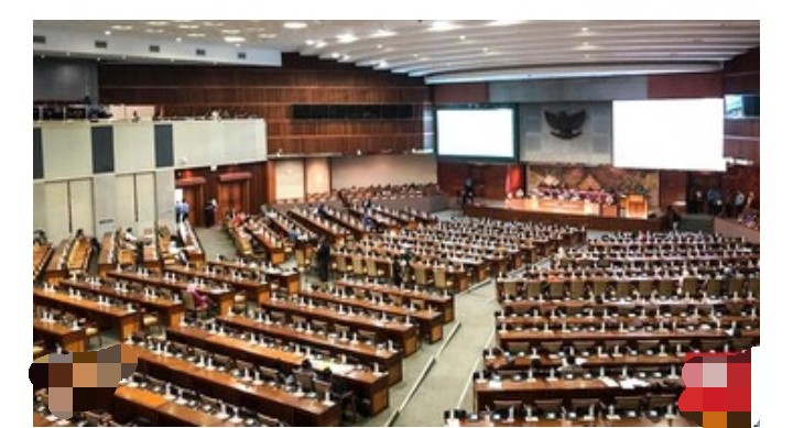 DPR Sahkan UU KPK, 2 Fakta Saat Sidang Ini Miris dan Memalukan