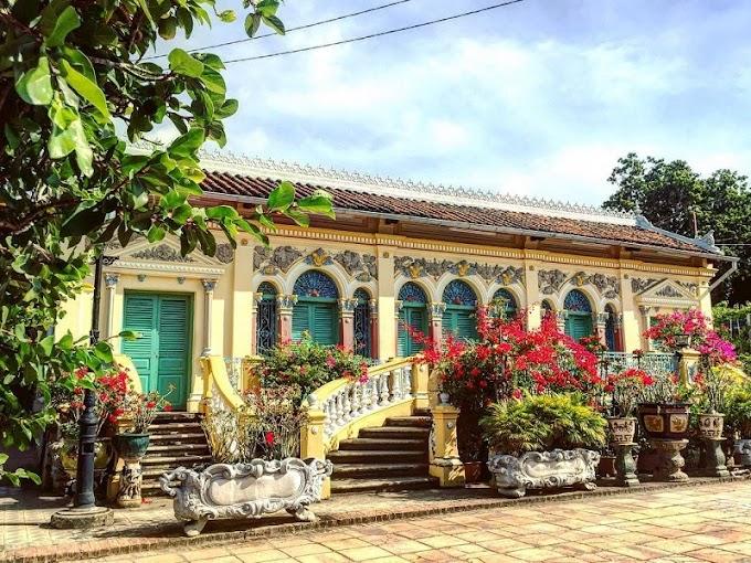 Nhà cổ Bình Thủy – Nhà cổ đẹp nhất Cần Thơ