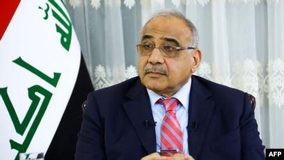 الحكومة العراقية تخرج عن صمتها وتتحدث عن الضربات الايرانية للقواعد الامريكية.