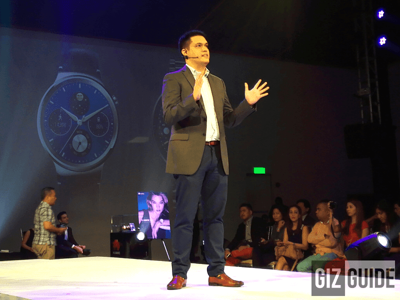 Huawei Watch Launched! Will Be Available At Zalora Too Starting December 10 2015! Priced Starts At 19990 Pesos!