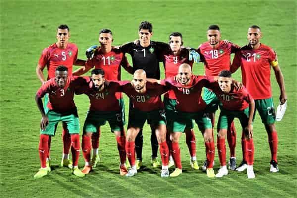 تشكيلة المنتخب المغربي الأفضل على التاريخ