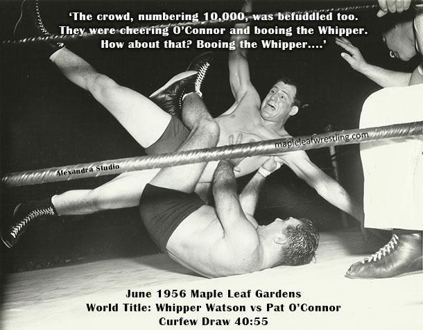 Whipper vs O'Connor 1956