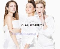 Logo Diventa Influencer Olaz Fearless : vinci notte a Milano, cena stellata e shooting fotografico