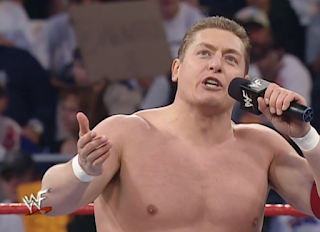 WWE / WWF - No Mercy 2000 - European Champion William Regal faced Naked Mideon