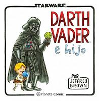 Darth Vader e hijo