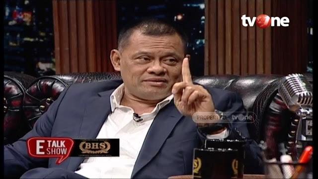 Nggak Main-main soal TNI Disusupi PKI, Gatot: Ini Analisa Saya, Saya Ingatkan