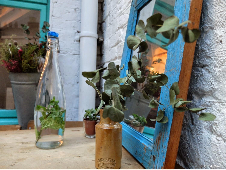 déco bois vintage Maison d'Etre coffee shop Islingthon & Highbury hipster must place-to-be Kim