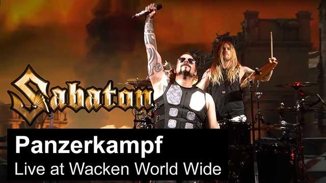 """Sabaton - """"Panzerkampf"""""""