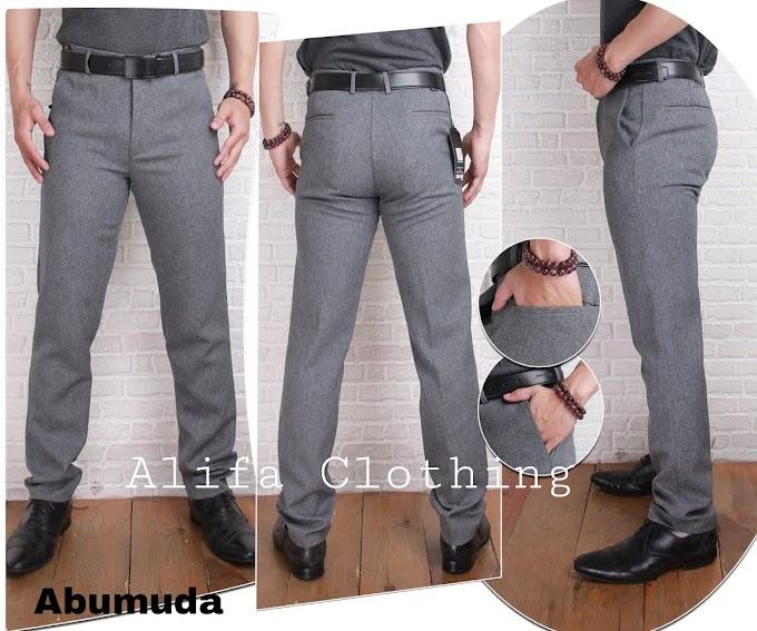 Celana Panjang Pria Model Resmi