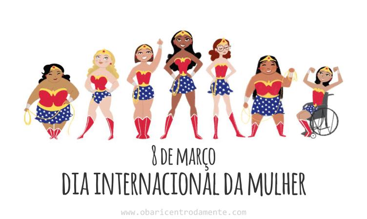 8 de Março Dia Internacional das Mulheres - Uma homenagem às mulheres matemáticas