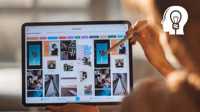 أفضل 20 موقع يساعد المصممين على إستلهام التصاميم والشعارات و تطبيقات الموبيل