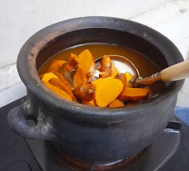 cara membuat jamu