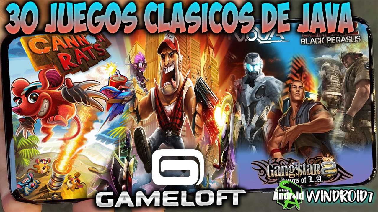 Gameloft Java Apk