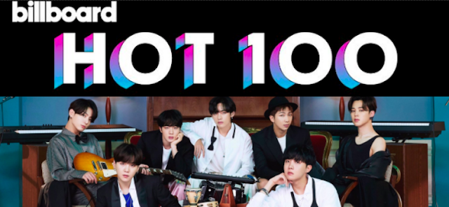 BTS BILLBOARD HOT 100