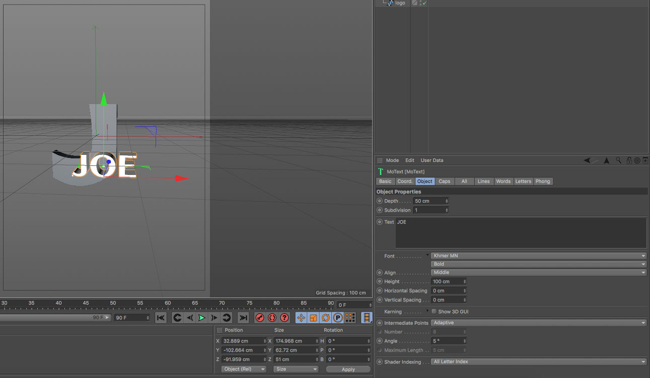 Cinema 4D as a Design Tool (1)