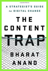 7 Books every Marketing leader Should Read In 2019 - 6 - Content Trap - A Strategist's Guide to Digital Change