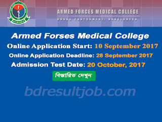 Bangladesh Armed Forces Medical College (AFMC)