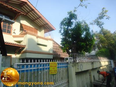 RUMAH DIJUAL : Kavling Polri, Jelambar, Jakarta Barat