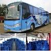Rental Bus Lombok seat 2-2