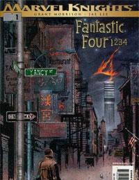 Fantastic Four: 1 2 3 4