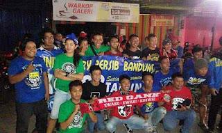 Viking Sulawesi Selatan Siap Dukung Persib di Markas PSM Makassar