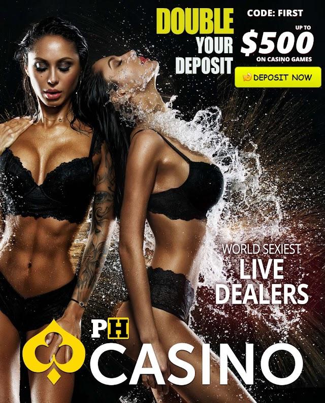 PH Casino Deposit Bonus - NSFW (Mature Adult)