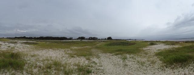 Sandstrand Bald Point State Park - Alligator Point, Florida