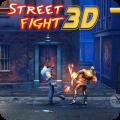 เกมส์นักสู้ข้างถนน Street Fight 3D