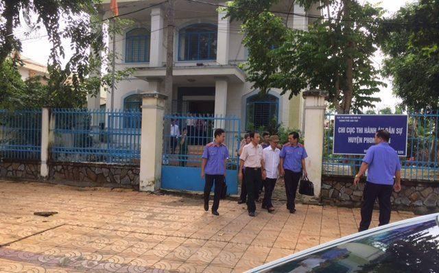Bắt ông Đinh Văn Công - Nguyên chi cục trưởng thi hành án dân sự ở Cần Thơ