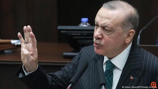 Ερντογάν εναντίον Τουρκοκυπρίων για το Κοράνι