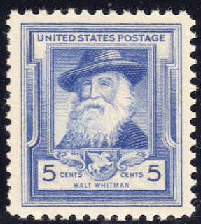US 1940 Walt Whitman
