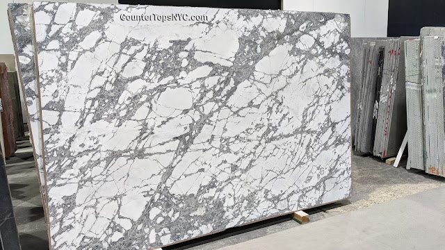 Cote D'Azur Marble Slabs NYC 2cm