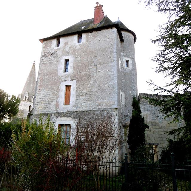 Chateau d'Azay sur Cher, Indre et Loire, France. Photo by Loire Valley Time Travel.