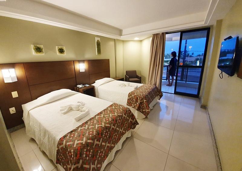 hotel frente mar em Aracaju
