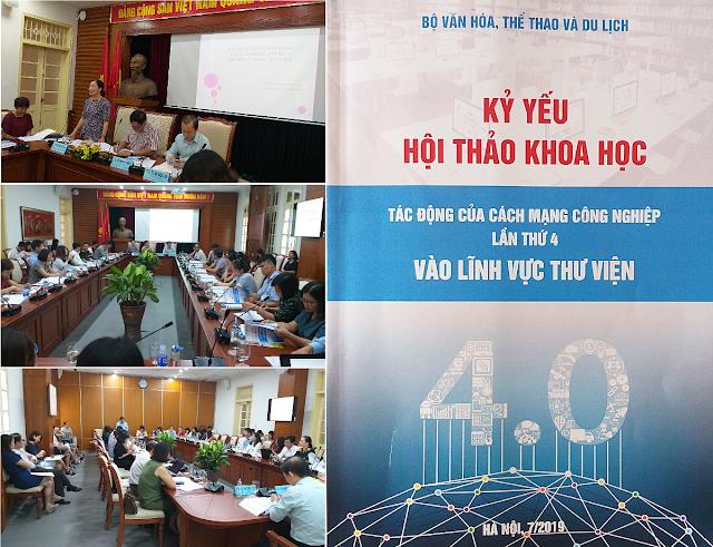 Tài liệu mở - sự hình thành tất yếu cho các thư viện và một vài gợi ý cho Việt Nam