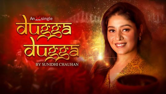 Dugga Dugga Lyrics by Sunidhi Chauhan Durga Puja Song