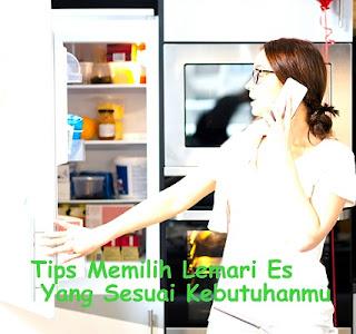 lemari es anti bau dan bakteri