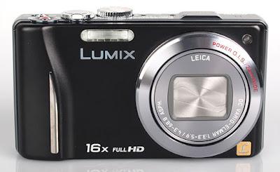 Cámara Panasonic Lumix TZ20